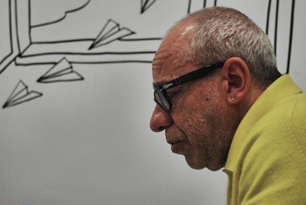Mario Levi - Fotografía: Nacho Goberna© 2013