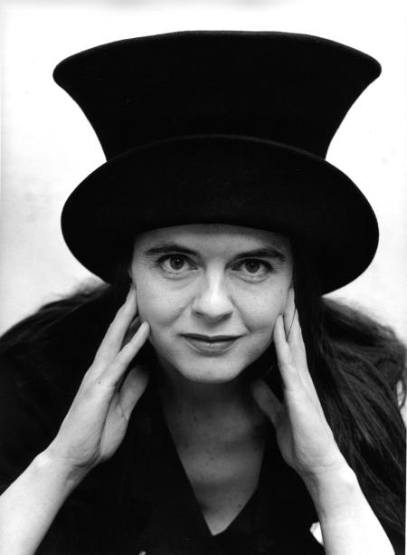 Amélie Nothomb © Carles Mercader