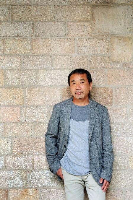 Murakami © Iván Giménez Tusquets