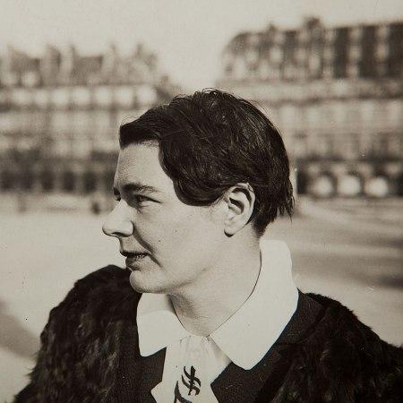 Marguerite Yourcenar. Fotografía por A. Harlingue
