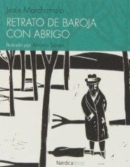 Jesús Marchamalo - Retrato de Baroja con abrigo