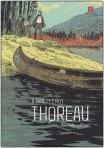Viñetas A. Dan en libro-comic Thoreau - La vida sublime (2)