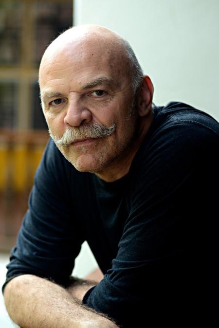 Martín Caparros por Álvaro Delgado © 2015