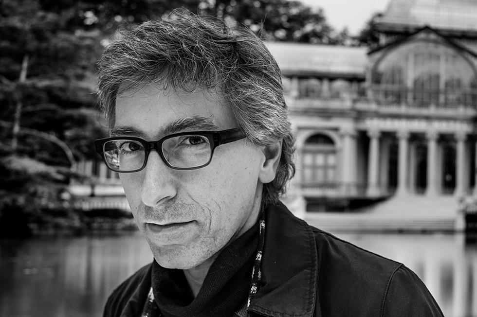 David Trueba © Ernesto Valverde