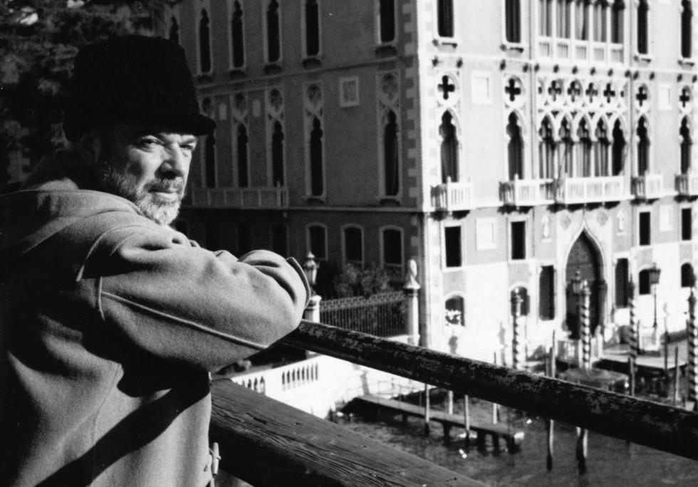 Jaime Gil de Biedma en Venecia / Familia Gil de Biedma © 2016