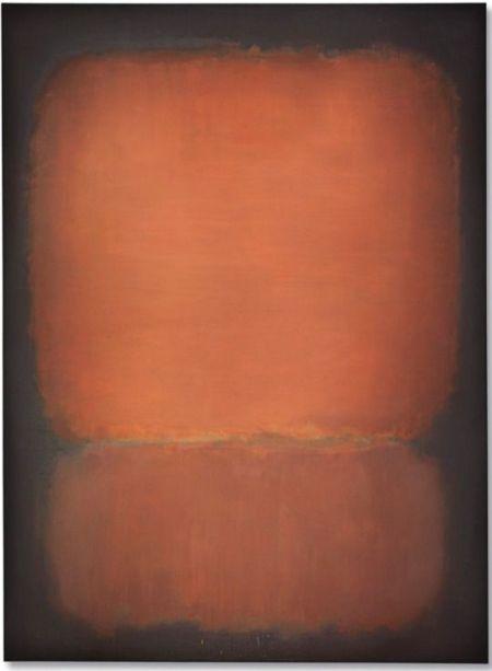 Mark Rothko - No10 - (1958)