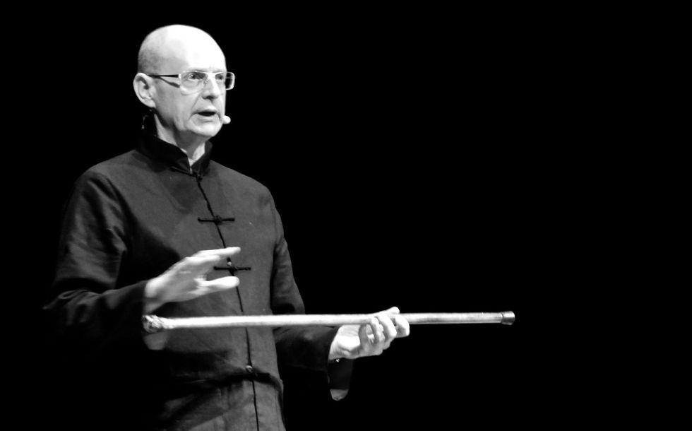 Fernando Marías. Maestro de ceremonias.