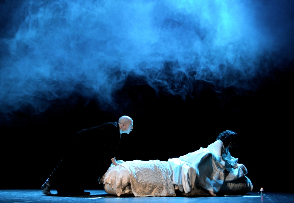 Vals de Mary Shelley. De Vanessa Montfort. Foto: Munoz Hermida