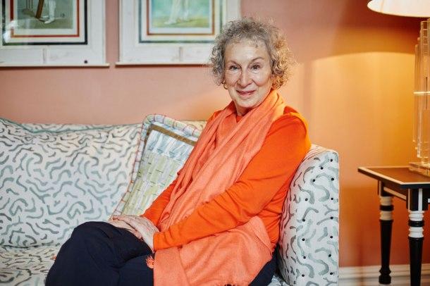 Margareth Atwood. Fotografía © Aitor Santomé